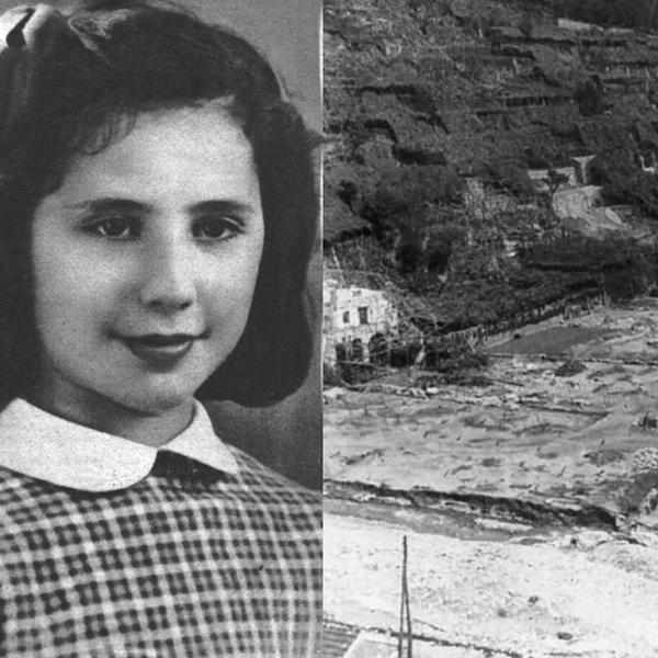 La storia di Raffaella La Crociera, la poetessa che aiuta la città di Salerno durante l'alluvione del '54
